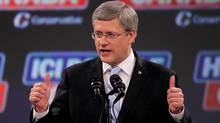 Prime Minister Stephen Harper (ADRIAN WYLD/Adrian Wyle/The Canadian Press)
