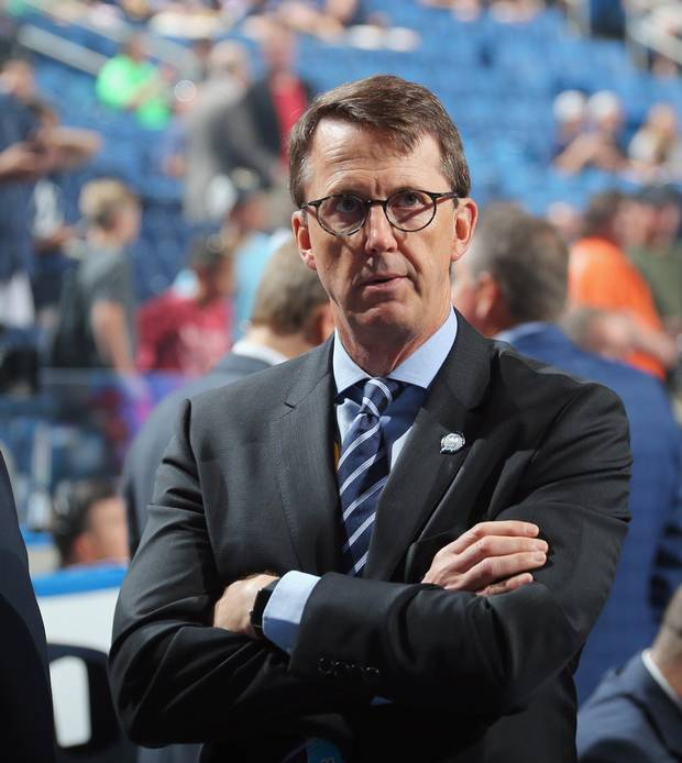 Mark Chipman of the Winnipeg Jets was the only representative of a Canadian NHL team to offer comment on how the league deals with head injuries.