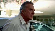 "Dustin Hoffman in a scene from an episode of the new HBO show ""Luck"" (HBO)"