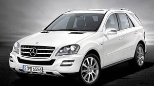 2011 Mercedes-Benz ML 350 BLUETEC Grand Edition