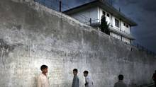 May 4, 2011 - Boys who lived across the street from Osama Bin Laden's home (shown in picture) said that they could hear the voices of the children living in Bin Laden's compound, but said they never saw them leave the house. During the raid, they heard the screams and crys of the children. Photo: Charla Jones for The Globe and Mail (Charla Jones/Charla Jones)