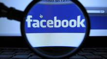 Facebook says it has more than 20 million active users in Germany. (Joerg Koch/AP)