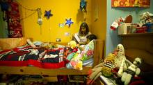 Shalini Roy is trying to dial back bedtime to 7:45 for her seven-year-old son. (Kevin Van Paassen/The Globe and Mail)