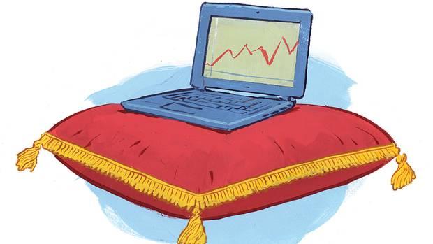 Best canadian online broker for options