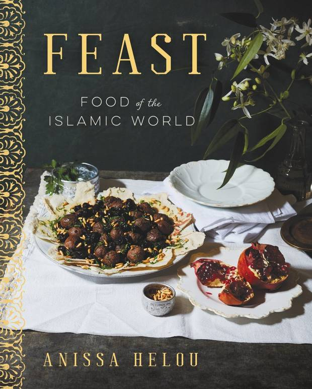 The most anticipated books of the first half of 2018 the for Anissa helou lebanese cuisine