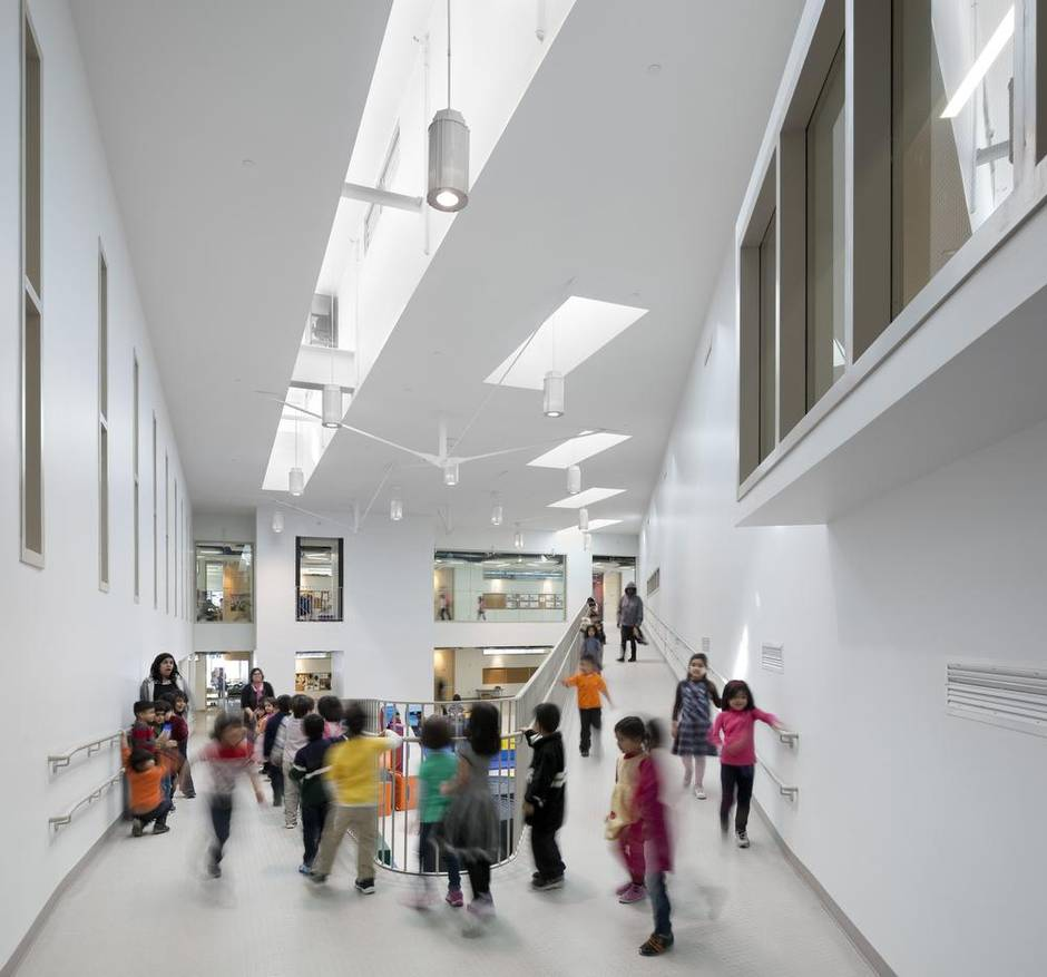 How Great Design Built A Better Elementary School In Toronto