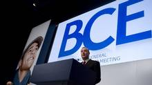 George Cope President and CEO of BCE. (Chris Young/Chris Young/THE CANADIAN PRESS)