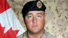 Sergeant Martin Goudreault is the 147th member of the Canadian military killed in Afghanistan (The Canadian Forces Handout Photo)