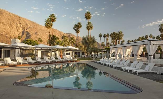 Two-year renovation transformed private estate into L'Horizon Resort.