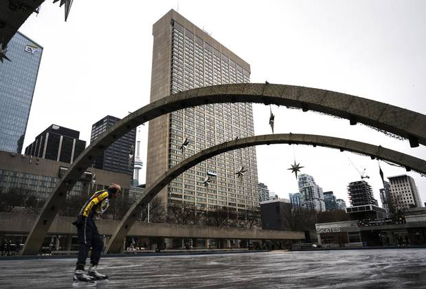 The Sheraton Centre, in downtown Toronto across from Nathan Phillips Square and its iconic outdoor skating rink, was sold in October for $335-million in a deal that exemplifies the froth market for hotels.