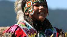 The number of travellers who want an aboriginal tourism experience in B.C. increases every year. (handout/cp)