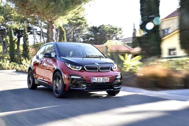 Review 2018 Bmw I3 Is Fun To Drive But Still A Niche Electric Car