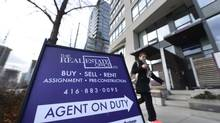 Dan Barnabic, a former Realtor, developer and consumer advocate, has a number of tips for would-be condo owners. (Fred Lum/The Globe and Mail)
