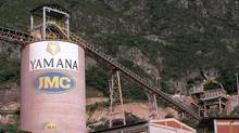 Yamana Gold's Jacobina Mine in northern Brazil. (YAMANA GOLD)