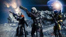 Investors hope that Destiny, scheduled for release on Sept. 9 from Bungie, the same studio that created Microsoft's best-selling Halo franchise, could re-invigorate Activision's revenue, which slid 6 per cent in 2013. (Bungie/Activision)