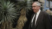 Phoenix Coyotes owner Jerry Moyes will operate the team on a day-to-day basis for now, a U.S. bankruptcy judge ruled Wednesday. (Ross D. Franklin/AP)