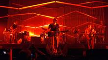 Atoms for Peaces brings out post-modern soul in AMOK.