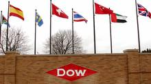 Dow Chemical headquarters in Midland, Mich. (Bill Pugliano/Bill Pugliano/Getty Images)