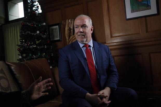 Ms. Notley was counting on the Trans Mountain pipeline to help Alberta's economy and her re-election hopes, but B.C. Premier John Horgan has thrown a wrench into those plans.