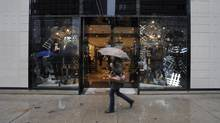 Burberry's results signal that luxury goods consumers may be showing signs of fatigue. (Fred Lum/The Globe and Mail)