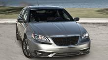 2012 Chrysler 200 (Chrysler/Chrysler)