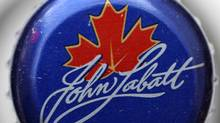 Labatt Blue beer for ROB. Charla Jones/Globe and Mail (Charla Jones/The Globe and Mail)