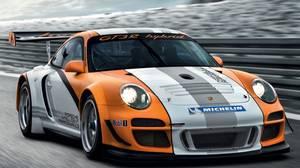 2011 Porsche 911 GT3 R Hybrid