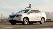 Peter Cheney believes a Google self-driving car would not have committed the deadly stunts and errors he has seen people make on the road. (Reuters)