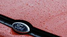 Ford's climate control business will be sold to Detroit Thermal Systems LLC, a joint venture between Valeo and V. Johnson Enterprises, a company owned by Vinnie Johnson, who earned the nickname 'The Microwave' when he played for the NBA Detroit Pistons in the 1980s. (BOGDAN CRISTEL/REUTERS)