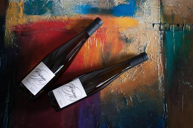 """Dostana is Kalala winery's premium label -- the word means """"friendship"""" in Punjabi."""