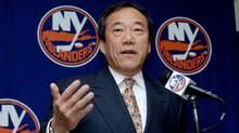 New York Islanders' owner Charles Wang (Associated Press)