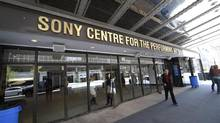 The Sony Centre for the Performing Arts is under the microscope after the city of Toronto's Auditor General questioned cost overruns for the renovations. The auditor also says the reno was poorly managed. The centre is photographed on May 13 2014. (Fred Lum/Fred Lum/The Globe and Mail)