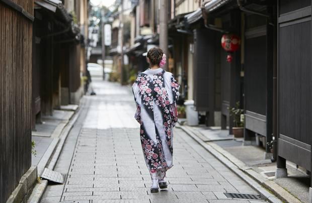 Gion, Kyoto, is a postcard-perfect neighbourhood where traditional Japanese tea houses known as ochaya are flourishing.