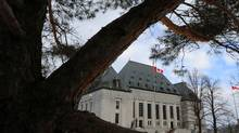 The Supreme Court of Canada in Ottawa. (Sean Kilpatrick/CP/Sean Kilpatrick/CP)