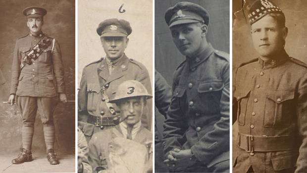 Readers submitted their stories of family members who served in the First World War. They included Milton Carr, James Moses, John Henry Harvey and George Seadon.