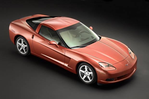 2005 Chevrolet Corvette.