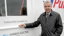 Serge Viola, director of fleet and ground linehaul at Purolator Inc. (REMI PARENT/Purolator Inc.)