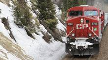 CP said it had no immediate response Thursday to what it called a 'private shareholder matter.' (Canadian Pacific Railway/Canadian Pacific Railway)
