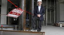 A desire 'to control our destiny' prompted EllisDon to expand beyond the typical general-contractor role, says president and CEO Geoff Smith. (Fernando Morales/The Globe and Mail)