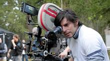 Chris Weitz directs The Twilight Saga: New Moon. (Handout | Kimberley French/Handout | Kimberley French)