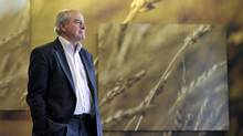 Ian White's mandate is to downsize the monopoly grain marketer into one of the players. (FRED GREENSLADE/REUTERS)