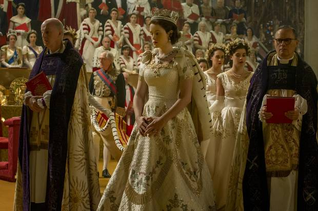 Netflix's The Crown, an enormously expensive and praised show, didn't pick up much at the Creative awards.