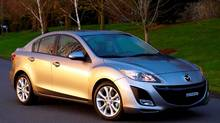The Automobile Journalists Association of Canada has named the 2010 Mazda3 the year's Best New Small Car under $21,000.