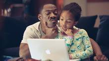 Eddie Murphy is charming opposite Yara Shahidi. (Bruce McBroom)