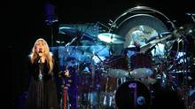 Fleetwood Mac performs to a sold-out crowd at the Air Canada Centre in Toronto, April 16, 2013 (Tim Fraser for The Globe and Mail)