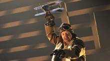 """Eric Peterson in """"Billy Bishop Goes to War"""" (Courtesy TIFF)"""