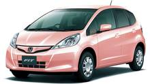Honda Fit She's in Pink Gold Metallic II (Honda)