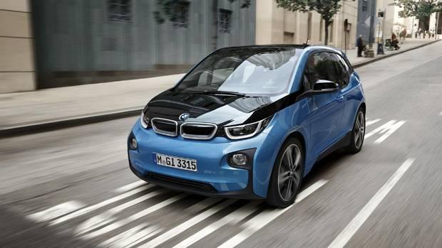 World Urban Car: BMW i3.