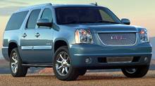 2010 GMC Yukon Denali XL (Tom Drew/General Motors)