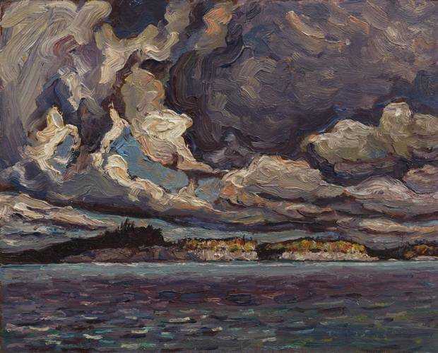 The Lonely North, 1913